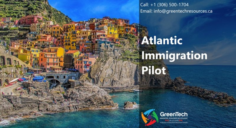 Atlantic Provinces in Canada are looking for new skilled immigrants