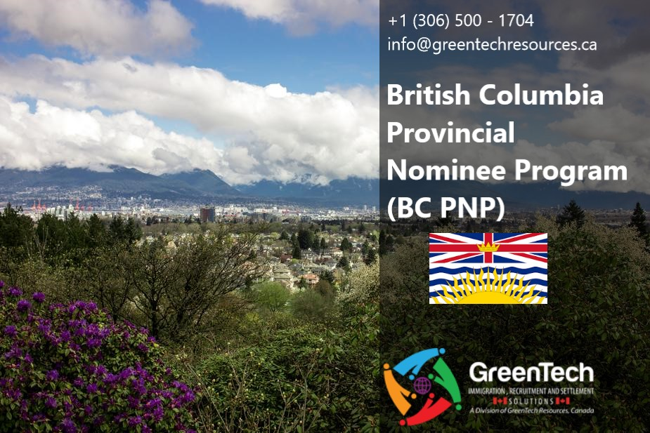 British Columbia opens new category for business immigration