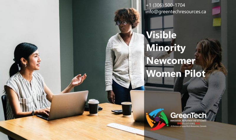 Canada to introduce new Visible Minority Newcomer Women Pilot