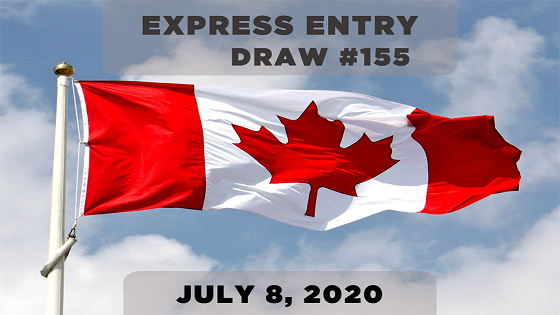 Express Entry Draw #155