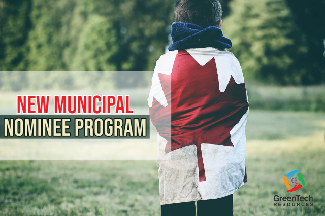 New Municipal Nominee Program