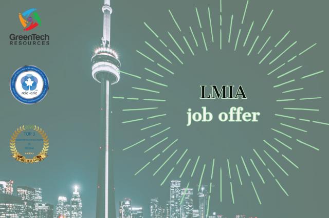 LMIA job offer