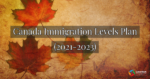 Immigration Levels Plan