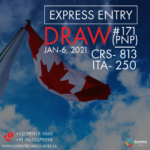 Express Entry Draw #171