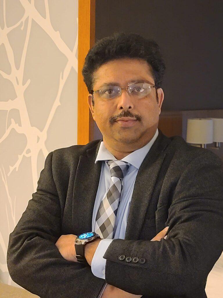 RCIC Manoj Goswami